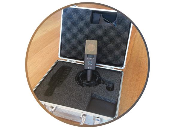 میکروفون AKG C414