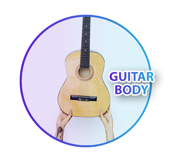 مقایسه گیتار آکوستیک با گیتار کلاسیک