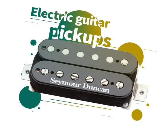 گیتار الکتریک چگونه کار می کند؟