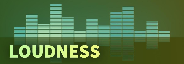 میزان بلندی صدا در موزیک به چه معناست؟