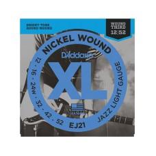 قیمت خرید فروش سیم گیتار Daddario EJ21
