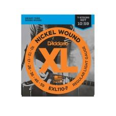 قیمت خرید فروش سیم گیتار Daddario EXL110-7