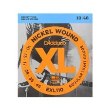 قیمت خرید فروش سیم گیتار Daddario EXL110