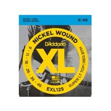 قیمت خرید فروش سیم گیتار Daddario EXL125