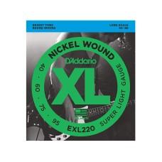 قیمت خرید فروش سیم گیتار Daddario EXL220