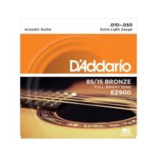 قیمت خرید فروش سیم گیتار Daddario EZ900 Bronze