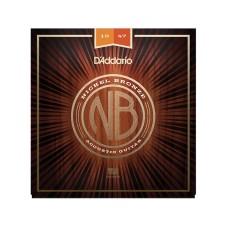 قیمت خرید فروش سیم گیتار Daddario NB10-47