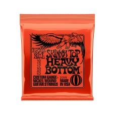 قیمت خرید فروش سیم گیتار Ernie ball 2215 Skinny Top Heavy Bottom 10-52