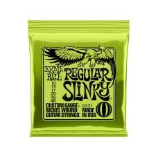 قیمت خرید فروش سیم گیتار Ernie Ball 2221 Regular Slinky 10-46