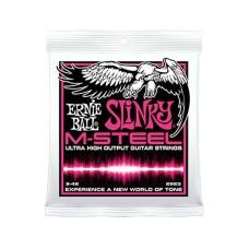 قیمت خرید فروش سیم گیتار Ernie Ball 2923 M-Steel Super Slinky