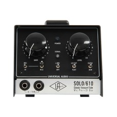 قیمت خرید فروش پری آمپ و پردازنده Universal Audio SOLO/610