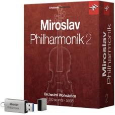قیمت خرید فروش نرم افزار IK Multimedia Miroslav Philarmonik 2