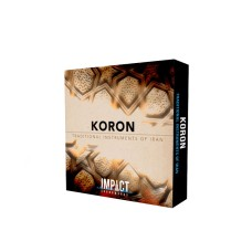 قیمت خرید فروش نرم افزار Impact Soundworks KORON