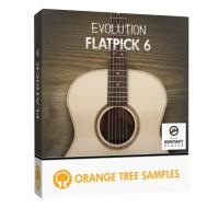 قیمت خرید فروش Orange Tree Samples Evolution Flatpick 6
