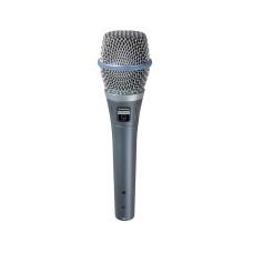 قیمت خرید فروش میکروفون باسیم Shure BETA 87A