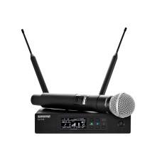 قیمت خرید فروش میکروفون بی سیم Shure QLXD24/SM58