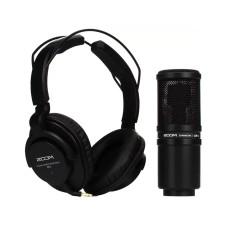 قیمت خرید فروش پکیج استودیویی ZOOM ZDM-1 Podcast Mic Pack