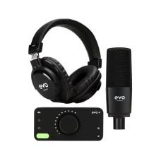 قیمت خرید فروش پکیج استودیویی Audient EVO SRB Start Recording Bundle