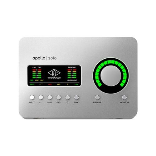 قیمت خرید فروش کارت صدا Universal Audio Apollo Solo USB Heritage Edition